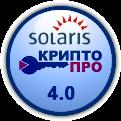 КриптоПро CSP 4.0 для Solaris 10, 11 (Sparc 32 бит)